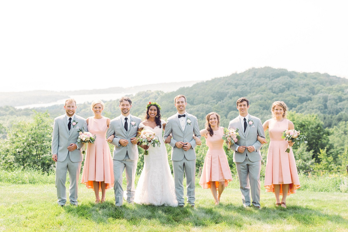 Romantic Lake Leelanau Private Residence Wedding – juniper + lace events